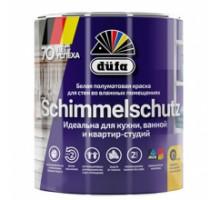 """""""Dufa"""" ВД краска SCHIMMELSCHUTZ   0.9л"""